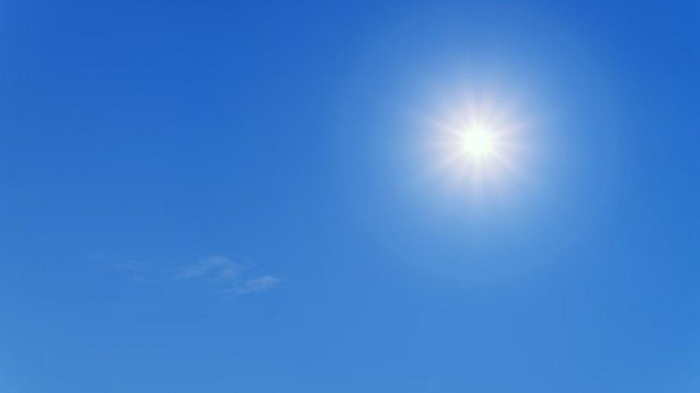 Ciel bleu aux Antilles, presque toute l'année