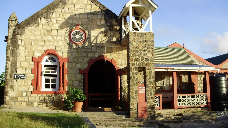 Eglise de Mayreau, Grenadines