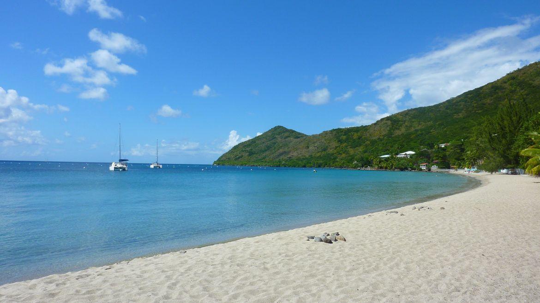 Grande-Anse en Martinique