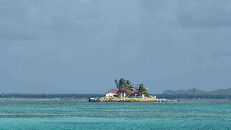 Happy Island à Union, Grenadines