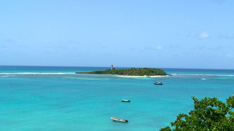 Ilet du Gosier en Guadeloupe