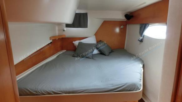 Cabine avant tribord