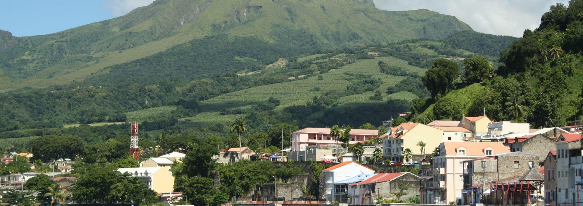La Montagne Pelée, Martinique