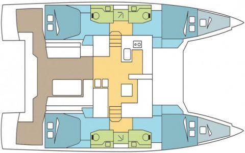 Plan de l'Open 46