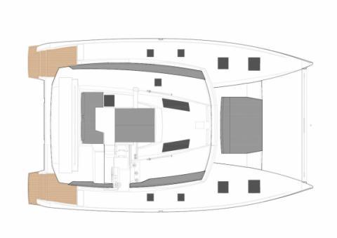 Plan de pont du Saona